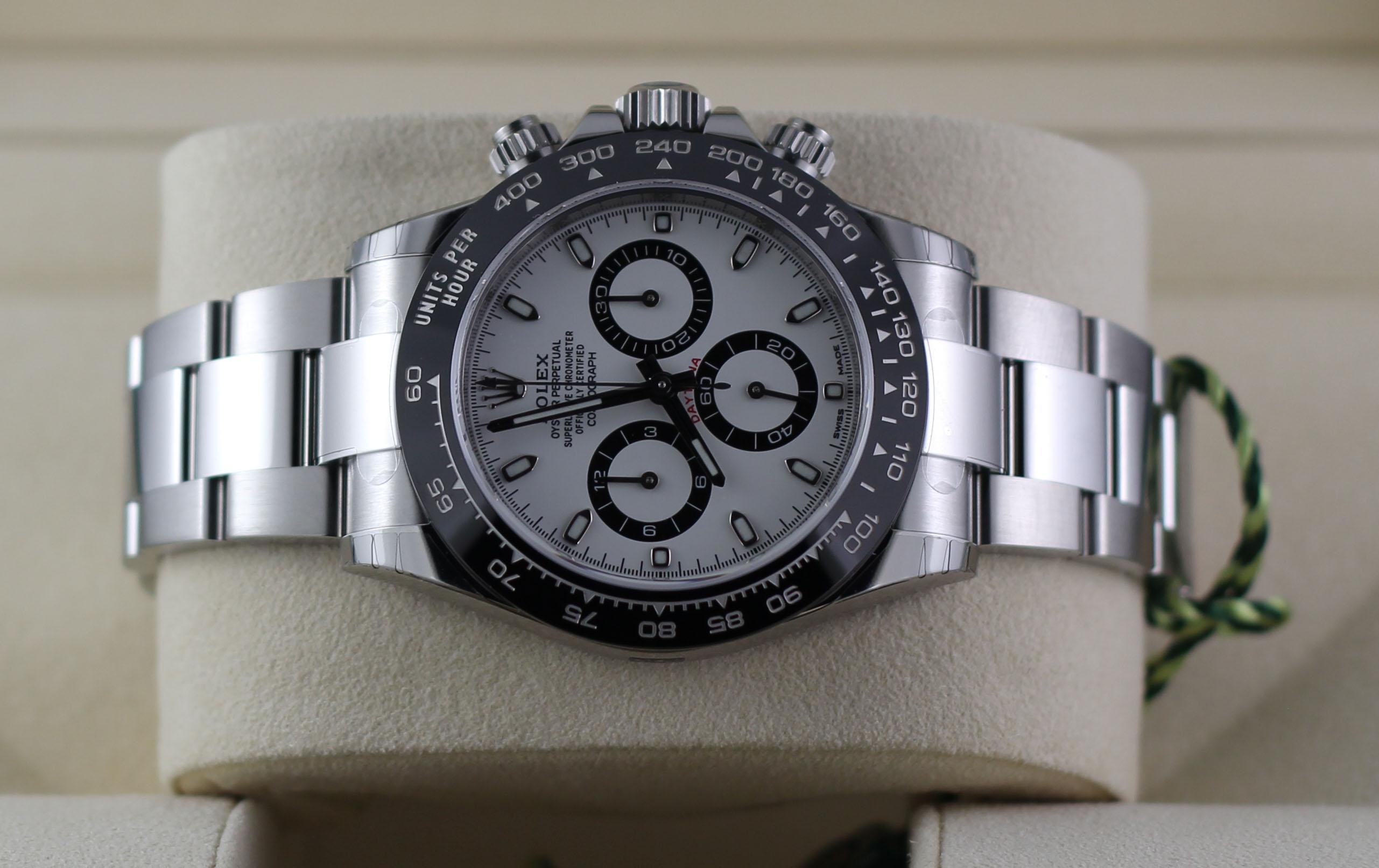 rolex daytona 116500 ceramic white vip chrono watches. Black Bedroom Furniture Sets. Home Design Ideas