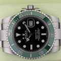 Rolex Submariner Hulk 116610LV Ceramic