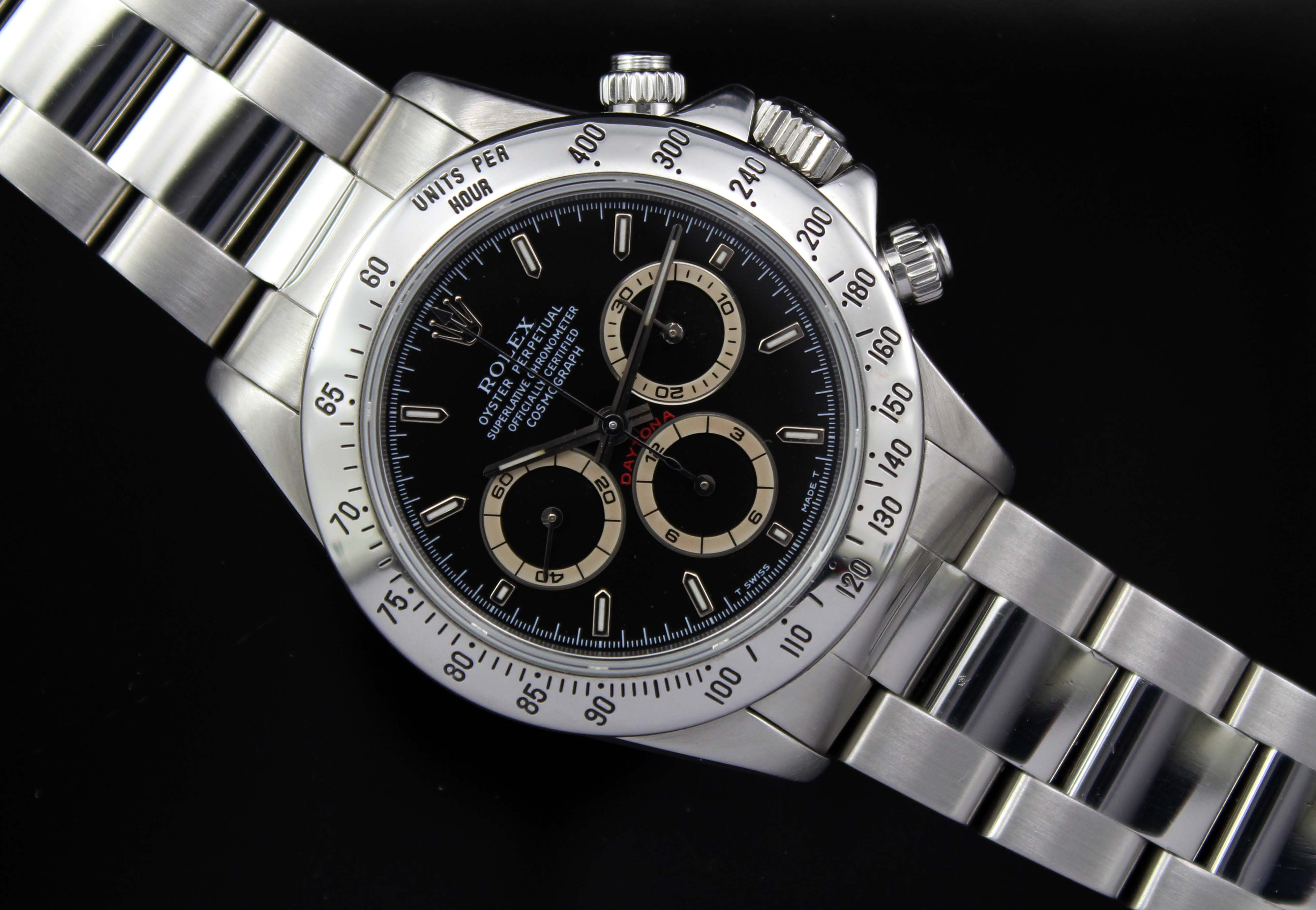 b431c735524 Rolex Daytona Zenith 16520 – Vip Chrono Watches