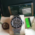 Rolex Submariner No Date 14060 NOS Full Set