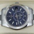 Rolex Sky-Dweller NEW Blue Dial