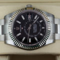 Rolex Sky-Dweller NEW Black Dial